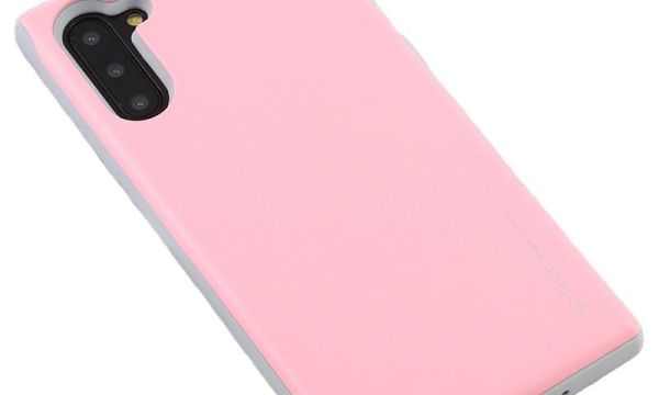 Slide Cover With Card Slot Galaxy Note 10 Baby Pink