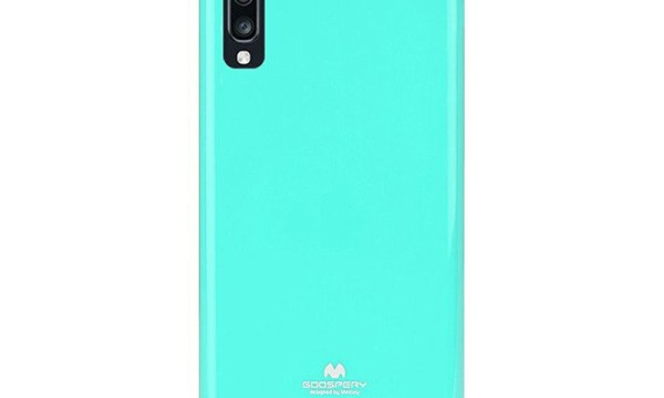 Jelly Cover Galaxy A50 Mint