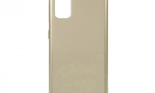 Jelly Cover for Galaxy Note 20 Gold