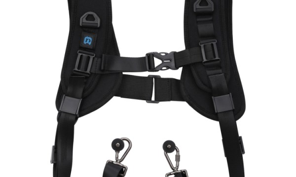 Double Camera Chest Strap Harness For Photographers