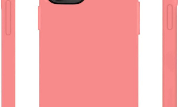 "Soft Feeling Cover iPhone 12 Mini 5.4"" Coral"