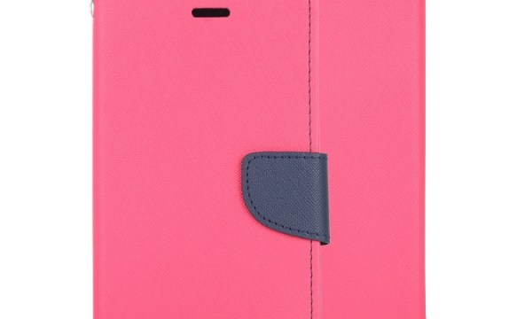 "Fancy Diary Cover iPhone 12 / 12 Pro 6.1"" Pink"