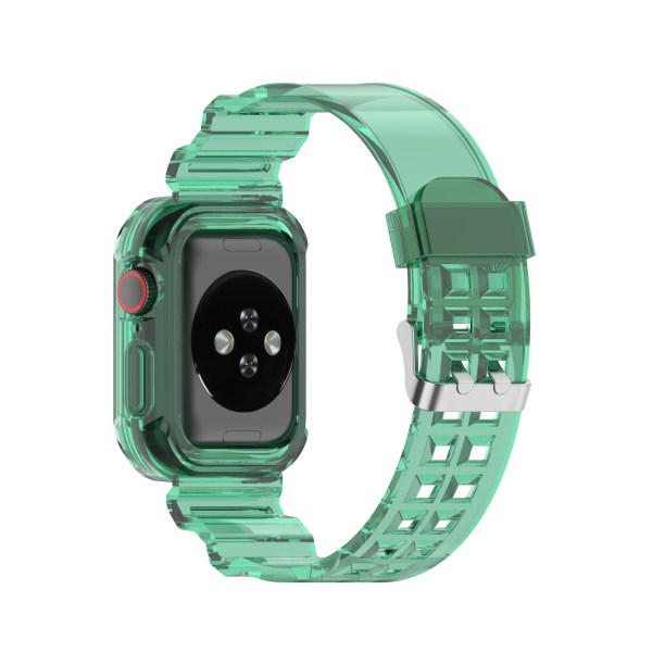 TPU Strap Band & Screen Cover Apple Watch
