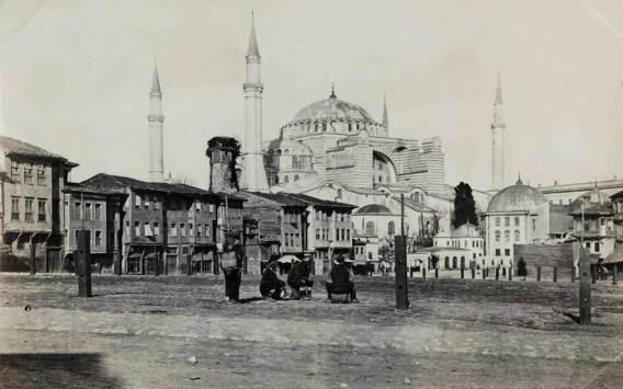 1872 Hagia Sophia