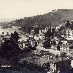 Bebek neighborhood in the old days