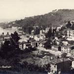 Bebek neighborhood in the old days