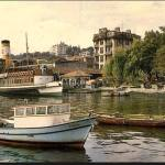 Ortakoy in the 1970s