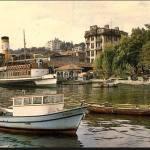 Ortakoy in the 1970s