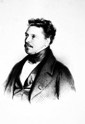 Bartolomeo Bosco Litho