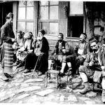 Cafe Turc', Constantinople, ca. 1870s