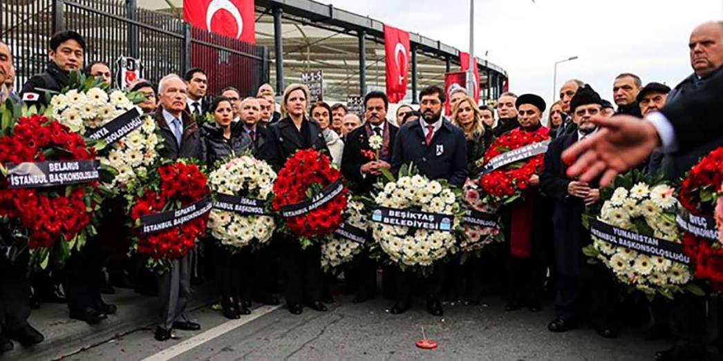 December 10 2016 Beşiktaş Car Bomb