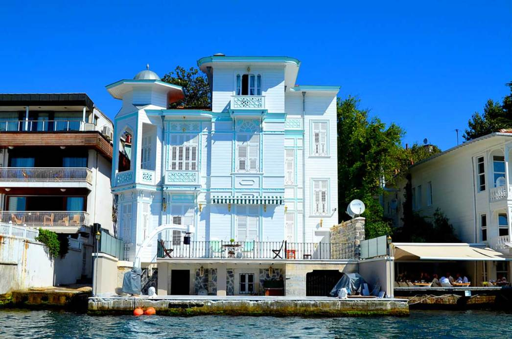 Doctor Hulusi Behçet Mansion
