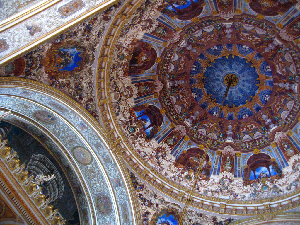 Dolmabahce Palace Décor
