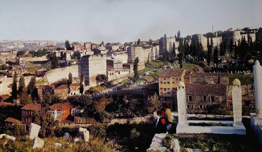 Eğrikapı Şehir Surları