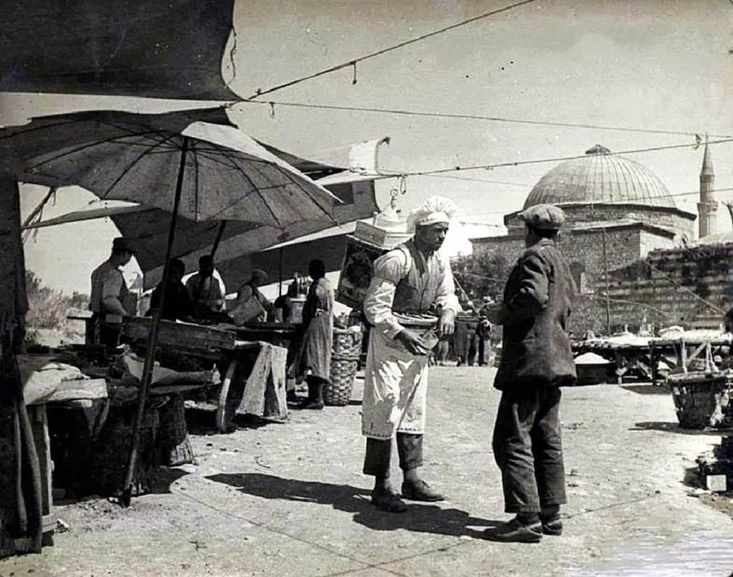 Fındıkzade Çarşısı 1920'ler