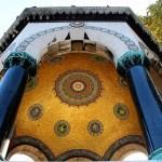 German Fountain Mosaics