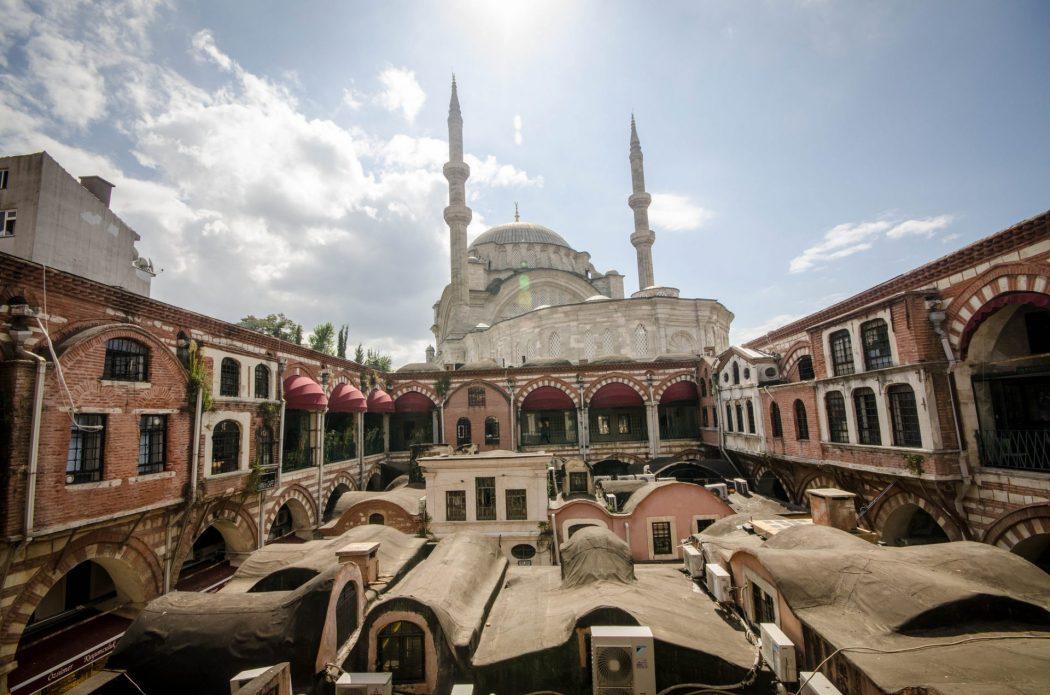 Grand Bazaar İstanbul Roof