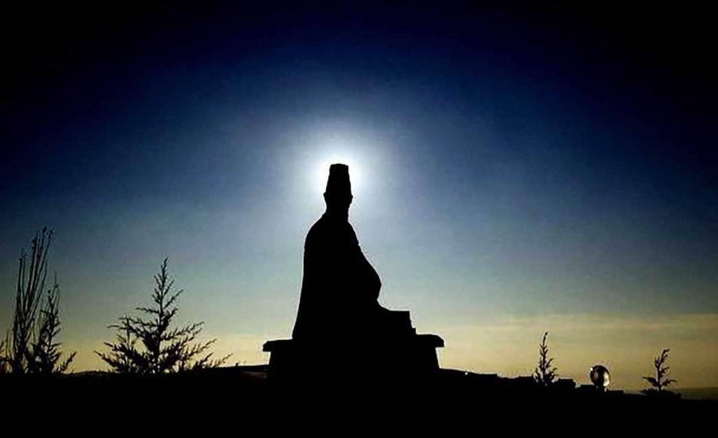 Haji Bektash Statue