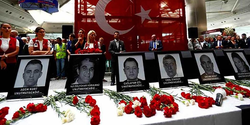 June 28 2016 Atatürk Airport Three Attacks