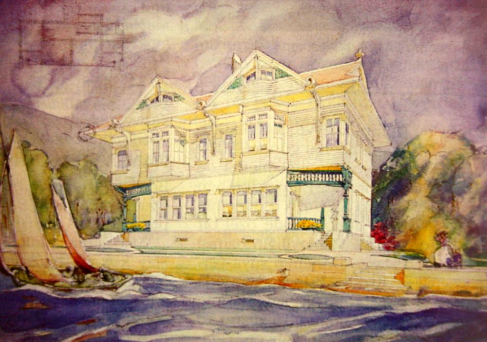 Kireçburnu, Cemil Bey Mansion