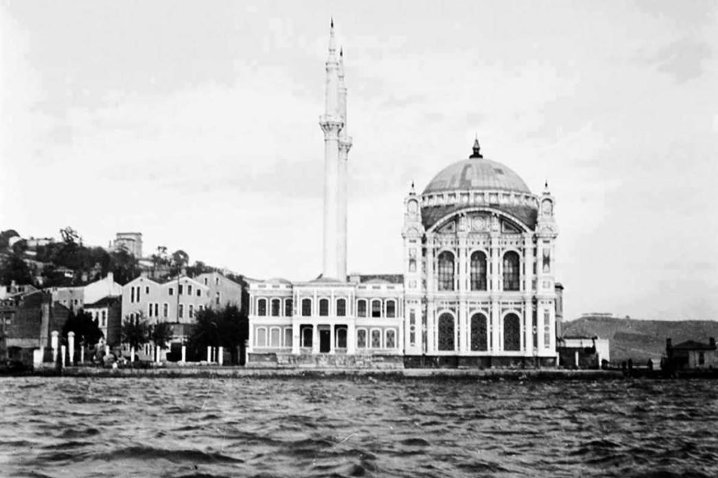 Ortaköy Mosque 1920s