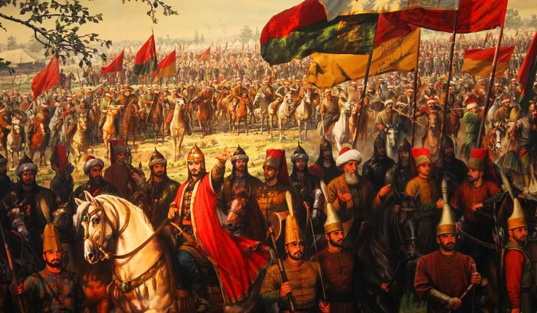 Ottoman Thrones 01