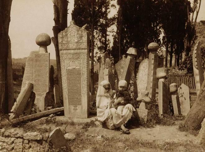 Ottomans Tombstones