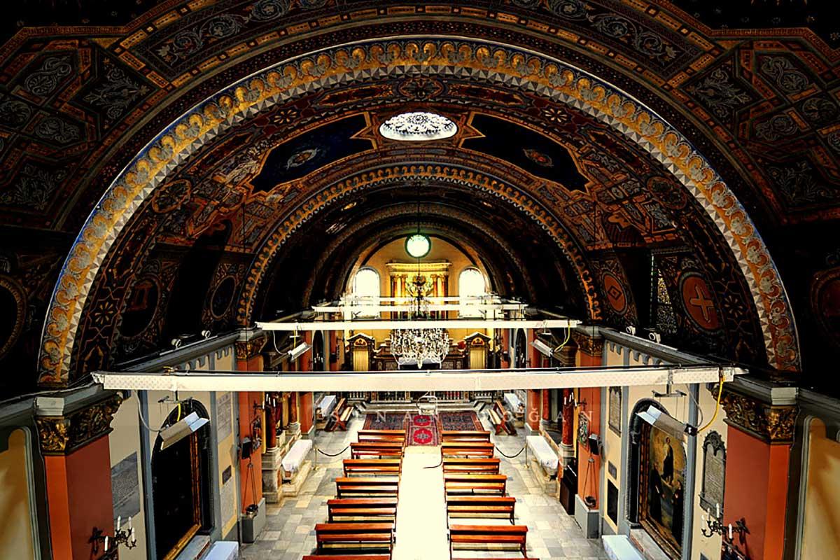 Santa Maria Draperis Latin Catholic Church - Istanbul