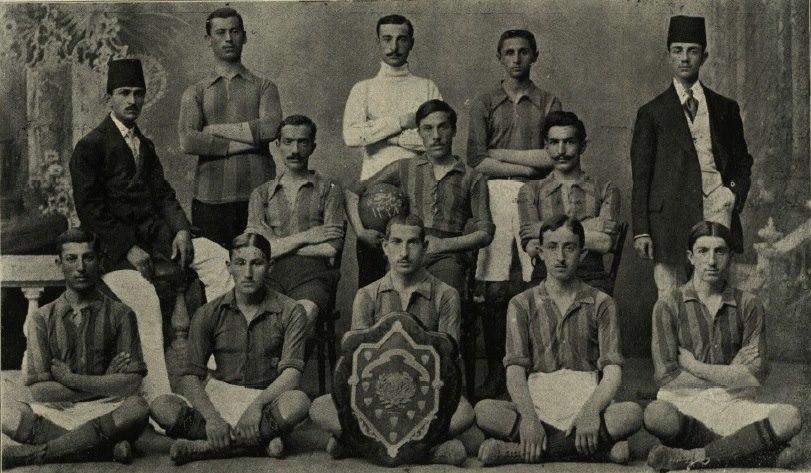 The first championship of Fenerbahçe (1911–1912)