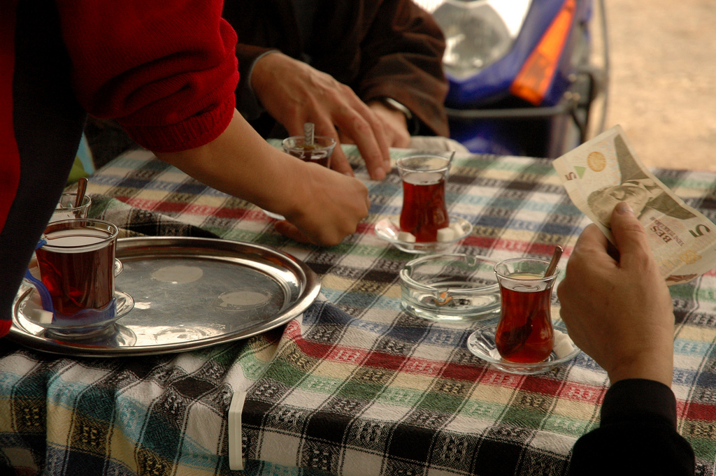 Turkish Hospitality Paying