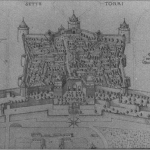 Plan of Francesco Scarella (1686)