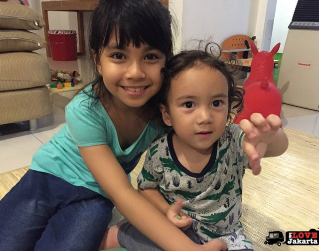 Tasha May_We love Jakarta_Gojek_Go-video 2016_Best friends