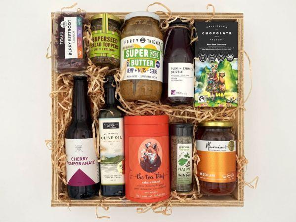 Vegan Gift Box New Zealand