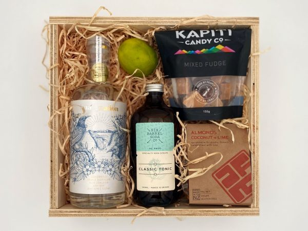 Wellington Craft Gin Gift Box