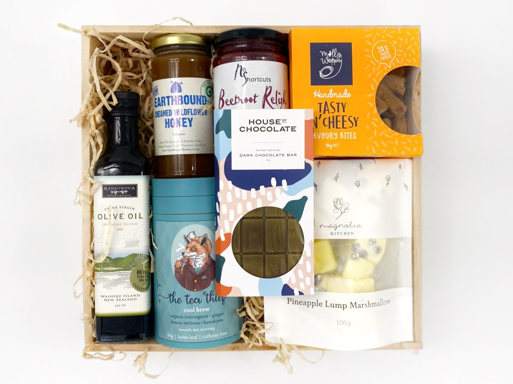 Made in Auckland Gift Box