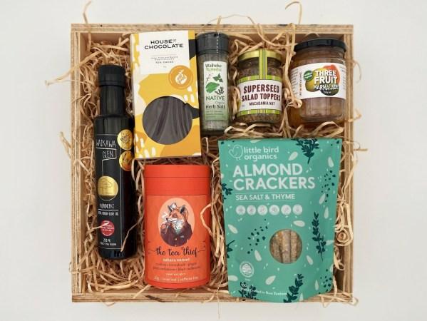 Organic Gift Box New Zealand Medium No Alcohol