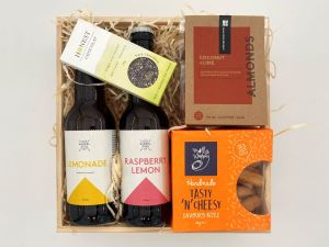 Thank You Gift Box With Non Alcoholic Drink