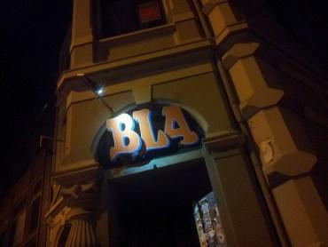 BLA Bonn alternative Kneipe linke Szene Tipp