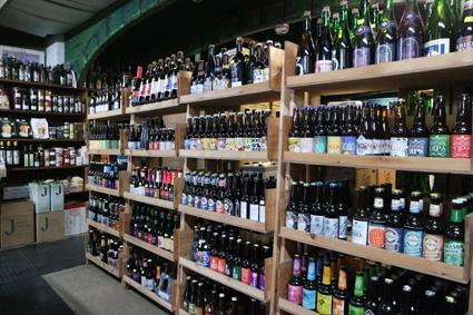 Craft Beer Bier große Auswahl Bonn Köln bester Getränkmarkt im Rheinland Bonn