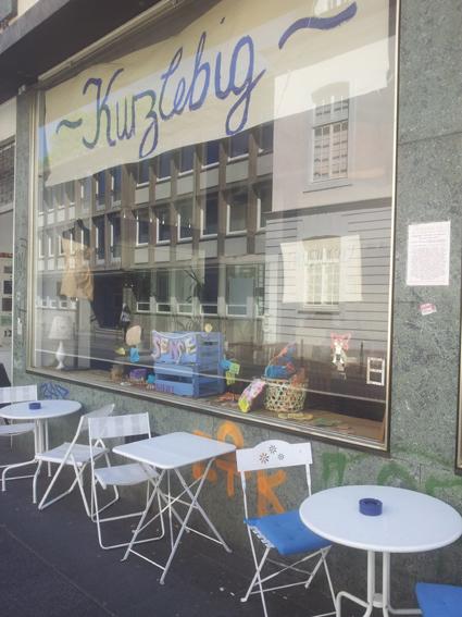 Kurzlebig Cafe Bonn Craftbeer