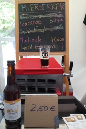 Bier mit Süßholz: Das Reinheitsgebot mag das nicht, der Craft Beer Fan schon!