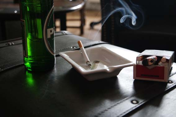 Nichtraucherschutzgesetz Bonner Kneipen