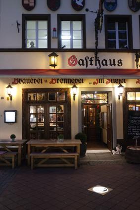 Brauhaus Bonn Beethoven Bier trinken gehen