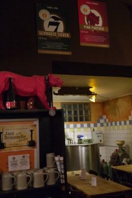 Pink Panther Craftbeer Köln mit Hibiskus