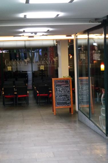 Giornale Bonn Cocktail Tipp ausgehen in Bonn Cocktailbar Cafe Kaiserpassage