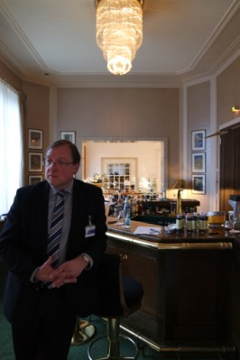 Martin Sebus Biertasting Bonn Bierprobe Hotel Steigenberger