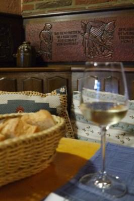 Gutes Weinlokal in Bonn Kinkelstuben Oberkassel