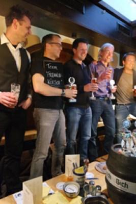 Bönnsch Brauhaus ChallengeTag des deutschen Bieres Reinheitsgebot Braukurs selber brauen Gunnar Martens
