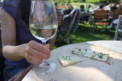 Tipp Weinlokal Königswinter Rheinwein Rheinsteig Wanderung