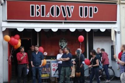 Bonn Viktoriaviertel Viktoriakarree Viva Viktoria Mittwochsdemo Schließung Blow Up Signa Holding Café Kurzlebig